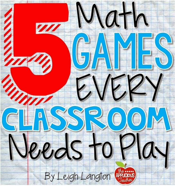 5 Math Games Every Classroom Needs to Play | Motivational Magic